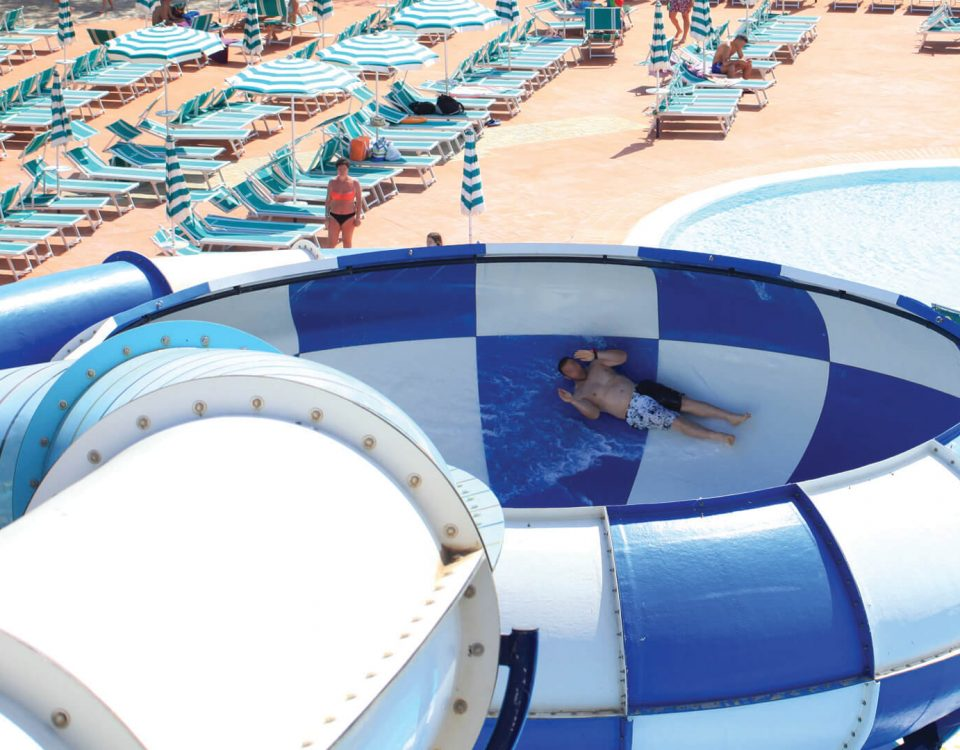 Attractions - Acquapark - Isola Verde